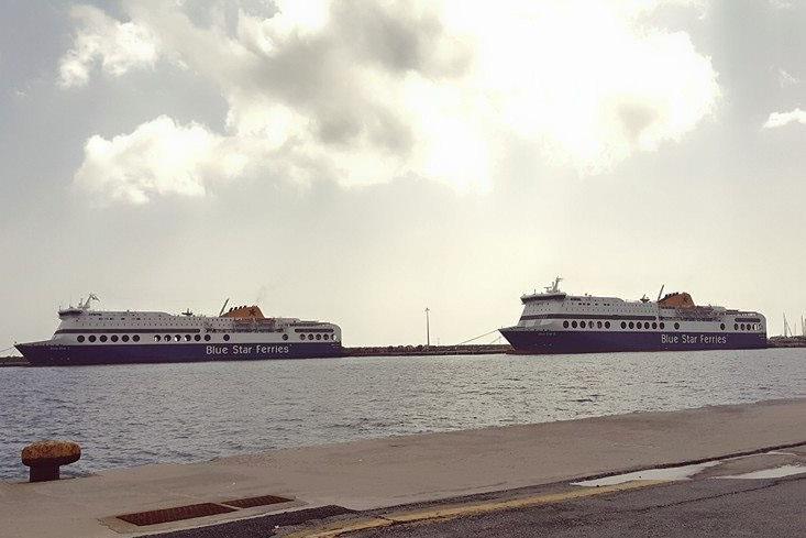 About Skevos Travel Agency - Blue Star Ferries Port Agent - Rhodes
