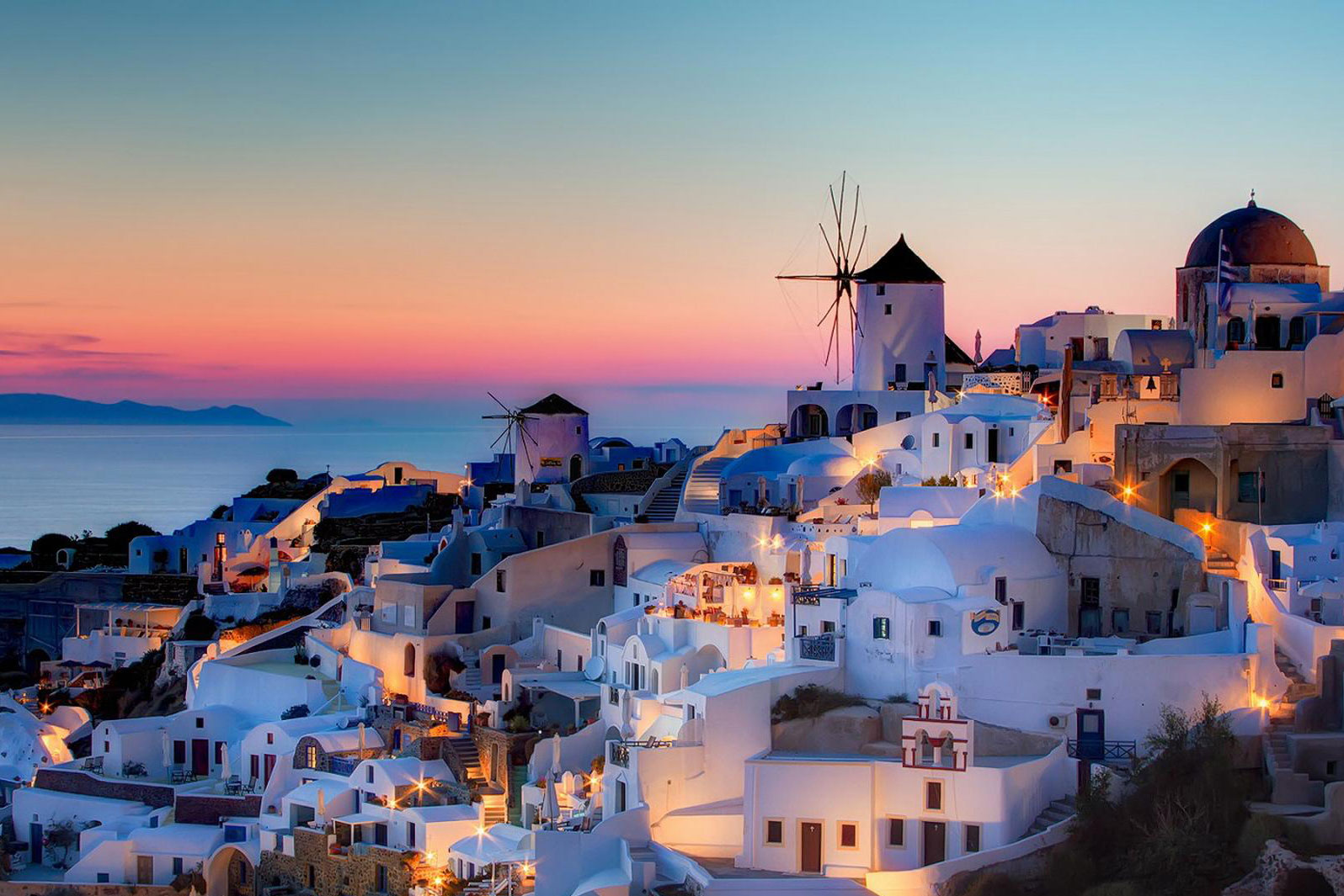 Santorini Island - Ferry Tickets