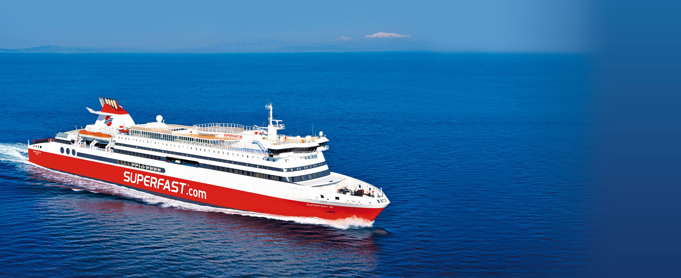 SuperFast Ferries Itineraries