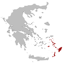 Dodecanese Ferry Routes